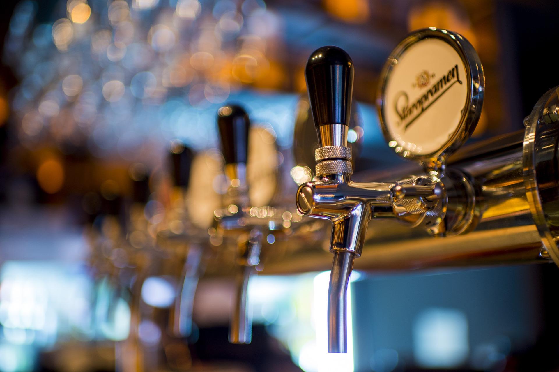 Výčep pivo restaurace