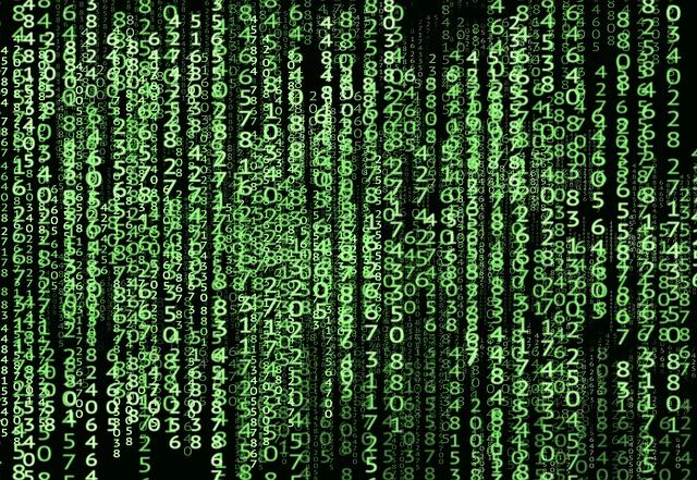 data digitální síť